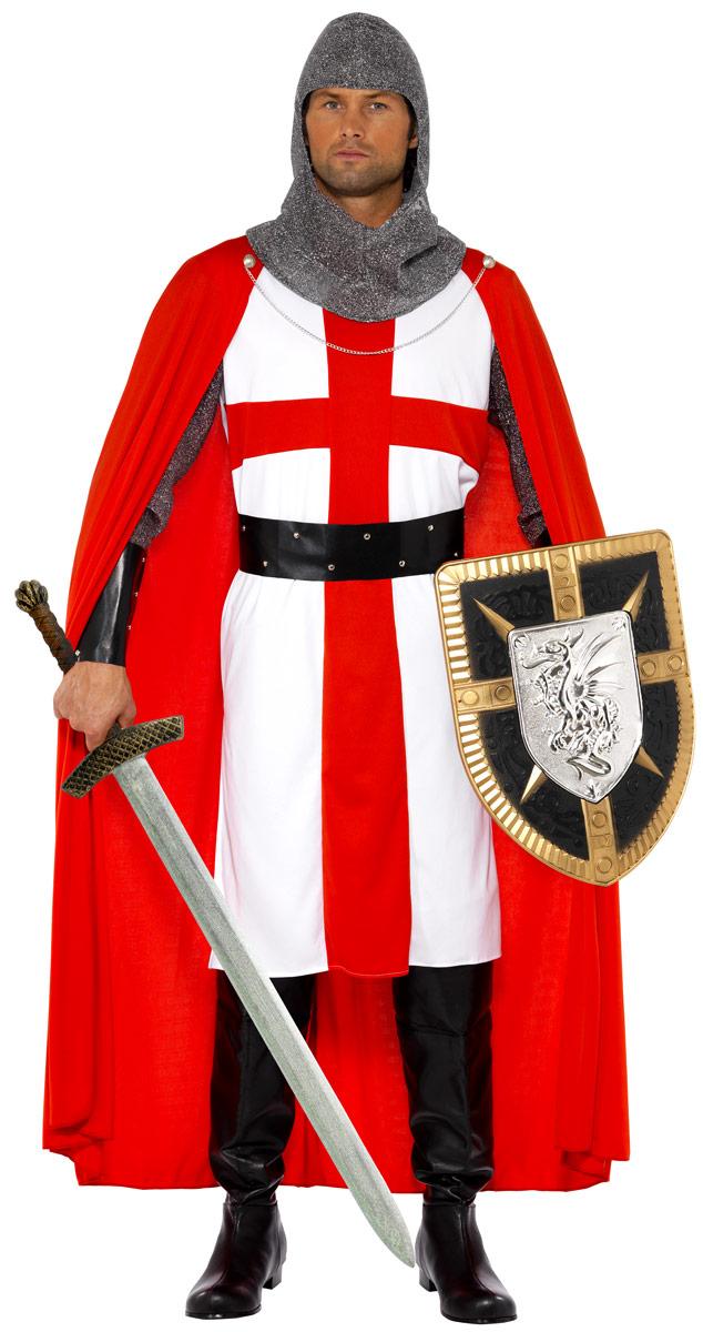 Costume Médiévaux Costume héros de St George
