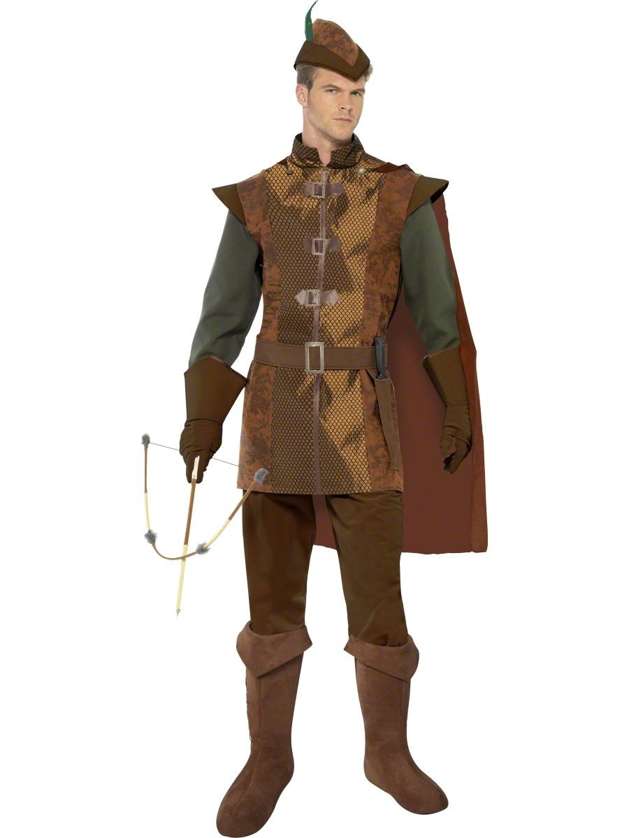 Costume De Robin Des Bois Romanesque Costume M Di Vaux Costume D  ~ Déguisement Robin Des Bois Femme Adulte