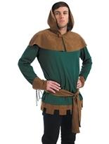 Costume de Robin des bois Costume Médiévaux