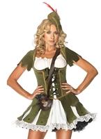 Voleur de Costume de coeurs Costume Médiévaux