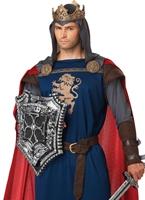 Richard c?ur de Lion Costume Costume Médiévaux