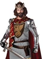 Costume de roi Arthur Costume Médiévaux