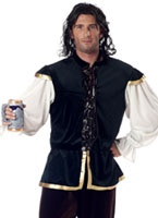 Costume homme taverne Costume Médiévaux