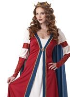 Costume Reine Renaissance Costume Médiévaux