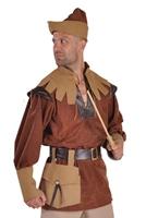 Costume de Robin des bois luxe Costume Médiévaux