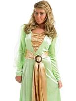 Costume de Dame médiévale Costume Médiévaux