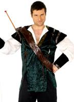 Robin des bois Costume vert Costume Médiévaux