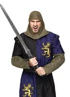 Costume de luxe chevalier Renaissance Costume Médiévaux