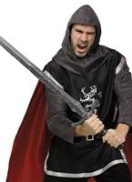 Costume de chevalier médiéval luxe Costume Médiévaux