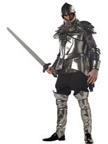 Costume de Dark Knight Costume Médiévaux