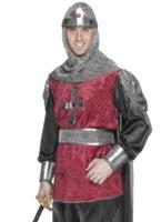 Costume de chevalier médiéval Costume Médiévaux
