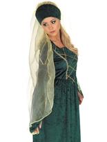 Costume Lady Tudor Costume Médiévaux