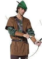 Tales of Olde Angleterre Robin des bois Costume Costume Médiévaux