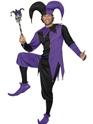 Costume Médiévaux Costume de bouffon médiéval