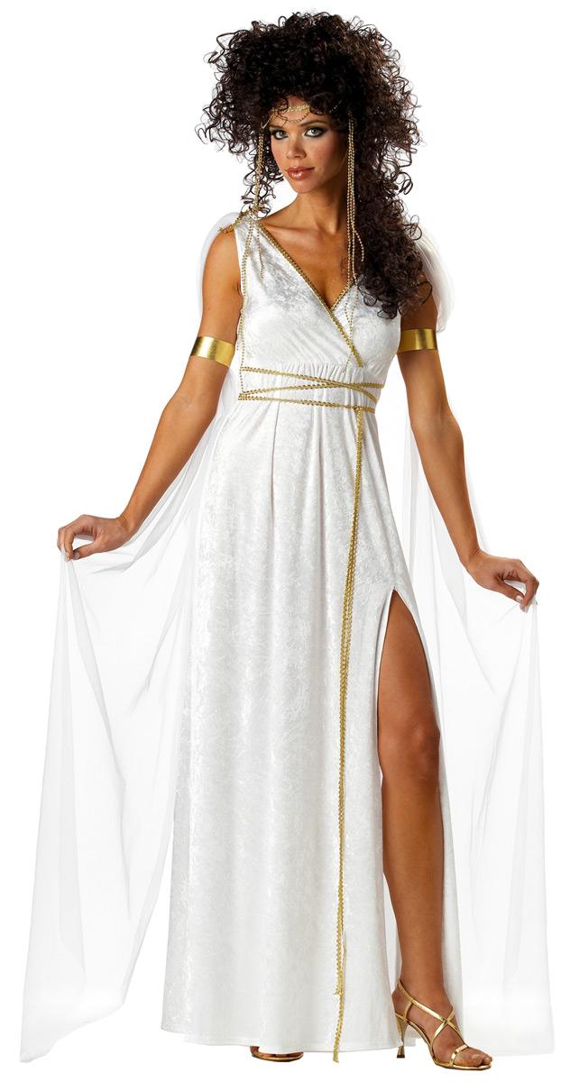 Déguisement Romain Costume déesse athénienne