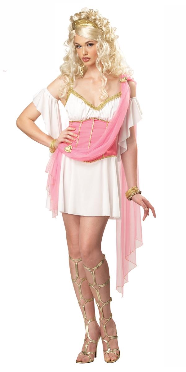 Déguisement Romain Costume de déesse de l'amour