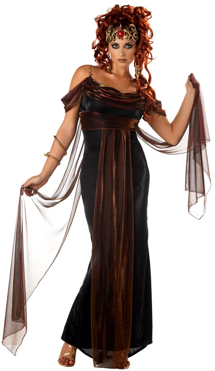 Déguisement Romain Medusa le Costume de sirène mythique