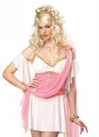 Costume de déesse de l'amour Déguisement Romain