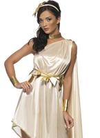 Costume de déesse de la fièvre Déguisement Romain