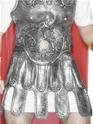 Déguisement Romain Les soldats romains jupe Armour Silver