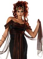 Medusa le Costume de sirène mythique Déguisement Romain