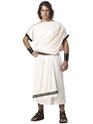 Déguisement Romain Costume de luxe Mens Classic Toga