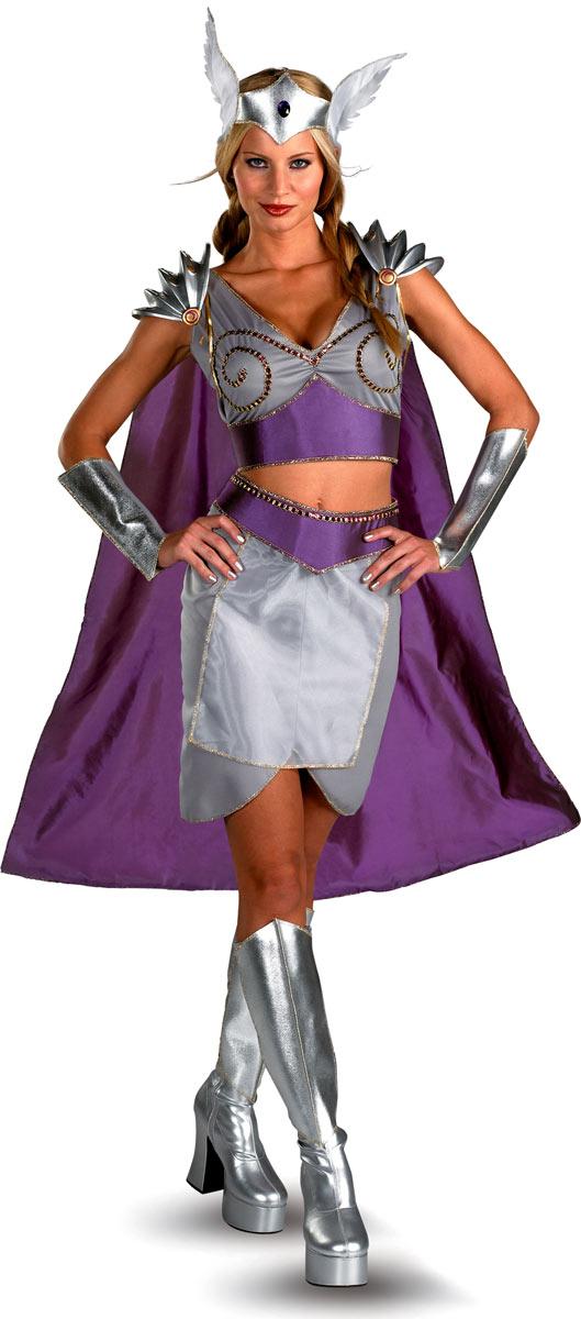 Costume Viking Costume de Viking Valkyrie