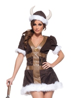 Costume Princesse Viking Costume Viking