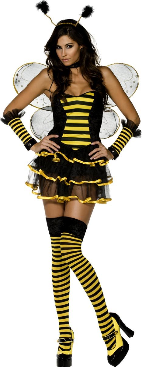 Deguisement abeille Costume de bourdon de fièvre