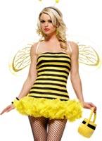 Costume abeille miel Deguisement abeille