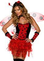 Costume de Lady Bird (Bug) Deguisement abeille