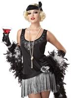 Boop Boop un Costume Doo Flapper Deguisement cabaret