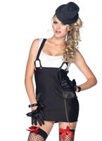 Costume de fille de gangster Deguisement cabaret