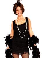Costume de clapet de Chicago Deguisement cabaret