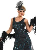 Costume Robe de 1920 Deguisement cabaret