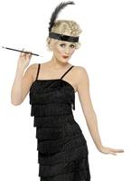 Costume de clapet de frange Deguisement cabaret