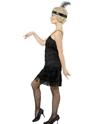 Deguisement cabaret Costume de clapet de frange