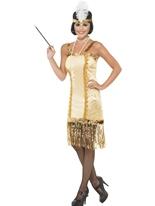 Costume de clapet de Charleston Deguisement cabaret