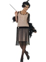 Deguisement cabaret Coco de 1920 ' s Flapper Costume