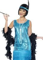 Costume coquin Flapper Deguisement cabaret