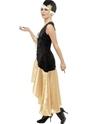 Deguisement cabaret la vingtaine Gatsby Girl Costume