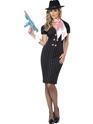 Deguisement cabaret Moll Costume de Mesdames Gangster