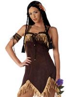 costume de scout indien deguisement cowgirl d guisement. Black Bedroom Furniture Sets. Home Design Ideas