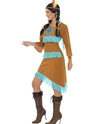 Deguisement cowgirl Costume de princesse indienne