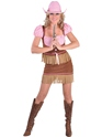 Deguisement cowgirl Costume de luxe Cowgirl 2 pièce