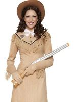 Costume Cowgirl Western Annie Oakley Deguisement cowgirl