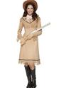 Deguisement cowgirl Costume Cowgirl Western Annie Oakley