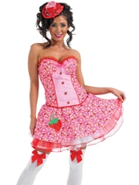 Costume de Miss Cupcake Deguisement de fée