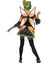 Deguisement de fée Rebel Toons Costume de fée citrouille