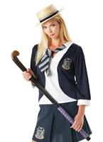 St Trinians Classic School Girl Costume Deguisement ecoliere